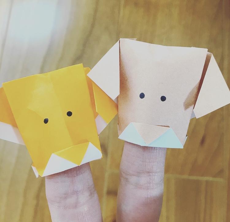 折り方 折り紙 おじいちゃん おじいちゃんの「折り紙の万華鏡」 新型コロナで休校中の孫へ手作り